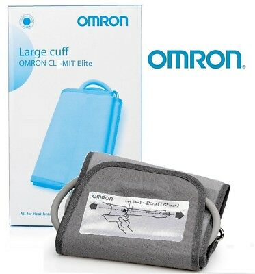 Omron Large Blood Pressure Monitor Cuff 32 - 42cm for MIT Elite / Elite Plus