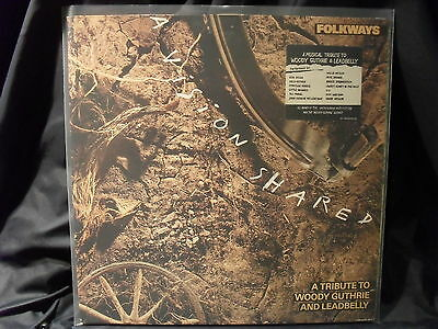 V.A. - Folkways / A Tribute To Woody Guthrie & Leadbelly