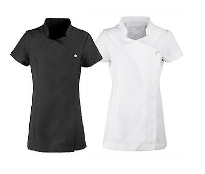 New Premier Beauty And Spa Tunic, Salon, Nail, Massage, Vet, Therapist Uniform