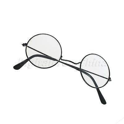 0ab103cfef Costume Cosplay Harry Potter Glasses Nerd Bookworm Round Eye Dress Up  Halloween