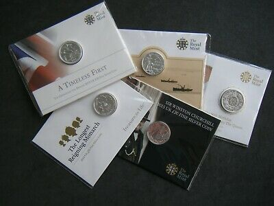 Uncirculated Two Pound Coins £2 1986 1989 1994 1995 1996 - Choose your Year