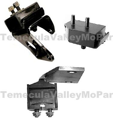 Set of Engine & Transmission Mounts for 1965 MoPar C-Body