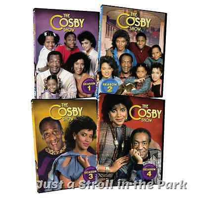 The Cosby Show: Bill Cosby TV Series Complete Seasons 1 2 3 4 Box/DVD Set(s) NEW