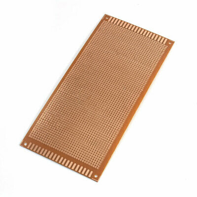 2.54mm Pitch PCB Board Prototype Breadboard Single Side 7x11.8inches