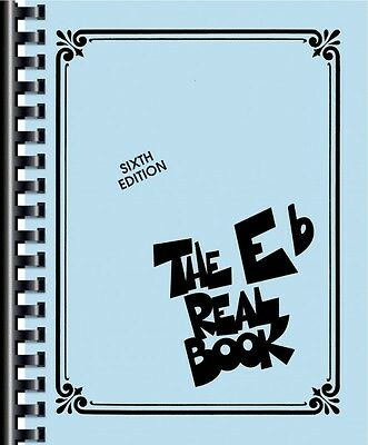 The Real Book Volume I Sheet Music Eb Edition Real Book Fake Book NEW 000240225