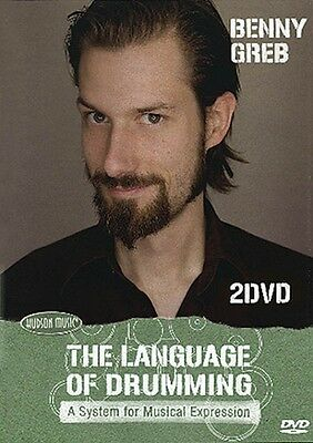 Benny Greb The Language of Drumming A System for Musical Expression In 000320837