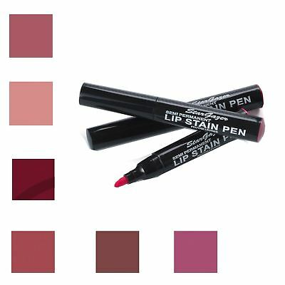 Stargazer Semi Permanent Lip Liner Lip Stain Pen In Pinks Nudes And Reds