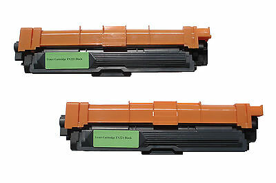 2 Pack TN221 TN-221 New Black Compatible Toner for Brother HL-3140/3170 MFC9130