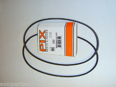 Set of Two, For Ariens Belt Part # 72023, 07202300