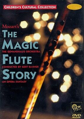 Mozart's The Magic Flute Story DVD NEW 000320308