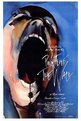 "PINK FLOYD ""THE WALL"" Poster  [Licensed-New-USA] 27x40"" Theater Size [GILMOUR]"