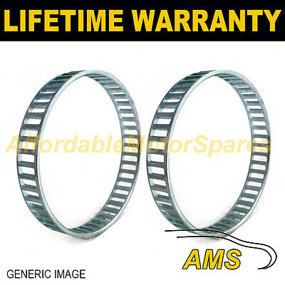CITROEN DESPATCH PAIR OF ABS RINGS reluctor ring 48 COG TYPE   FREE DELIVERY UK