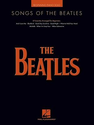 The Beatles Best 2nd Edition Sheet Music Easy Piano Book NEW 000231944