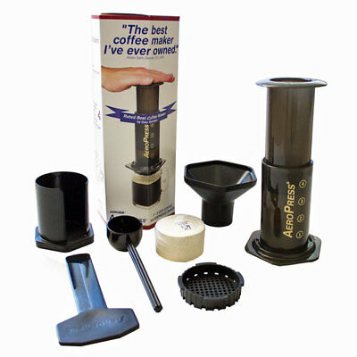 Latest Design Aerobie Aeropress Model Coffee and Espresso Maker with 350 Filters