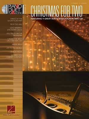 Movie Favorites Sheet Music Piano Duet Play-Along Book and CD NEW 000290547
