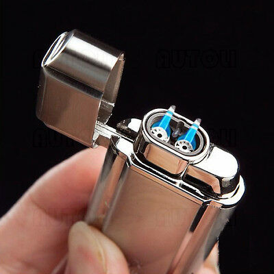 COHIBA 2 Torch Flame Cigar/Cigarette Lighter With Cigar Punch