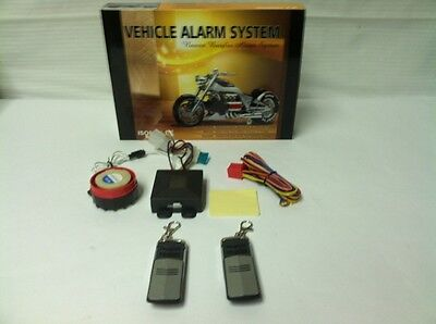 Chinese Scooter 50cc /150cc Alarm System Easy Install