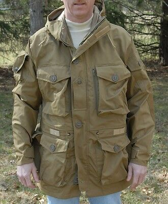 Arktis B221 Special Forces MEDIUM Coyote Kommando Parka SAS 14 Pockets!