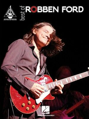 Best of Robben Ford Sheet Music Guitar Tablature NEW 000690805