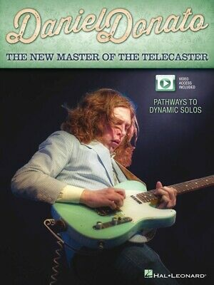Daniel Donato The New Master of the Telecaster - Pathways to Dynamic S 000121923