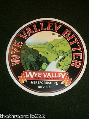 Beer Pump Clip - Wye Valley Bitter
