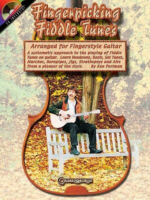 Old-Fashioned Hymns for the Fingerpicking Guitar Sheet Music Meredith  000114423