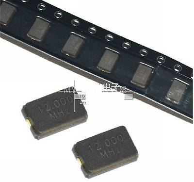 5PCS SMD-2Pin 20M 20MHz 20.000M 20.000MHz Passive Crystal 5032 5mm×3.2mm