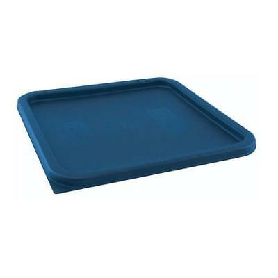 Cambro - SFC12 - CamSquare 12, 18 and 22 qt Blue Lid Cover