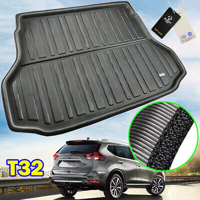 Cargo Boot Liner Trunk Mat Floor Tray For Nissan X-Trail XTrail T32 2014-2018
