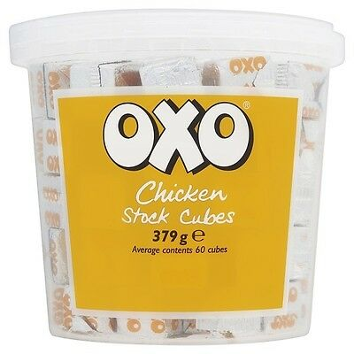 Oxo Chicken Stock Cubes 379G Catering Pack