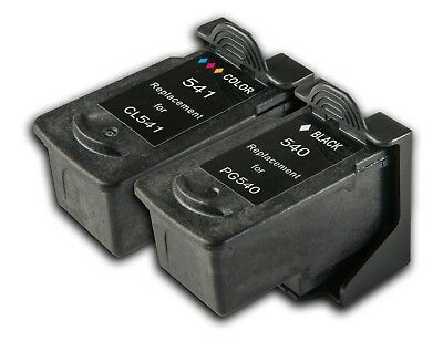 1 Compatible PG-540 CL-541 Non-oem Ink Cartridge Canon -any Colour
