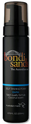 Bondi Sands - TANNING FOAM 200ML DARK SALON QUALITY FORMULA- FREE SAME DAY POST!