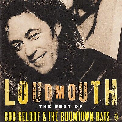 Bob Geldof & The Boomtown Rats : Loudmouth - The Best Of / Cd - Top-Zustand