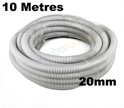 Corrugated Flexible Conduit 20mm x 10mtr Roll