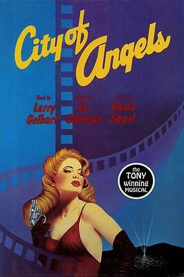 City of Angels Applause Libretto Library Book NEW 000314119