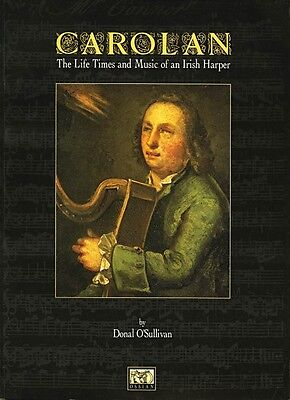 O'Carolan The Life Times and Music of an Irish Harper Book NEW 014006203