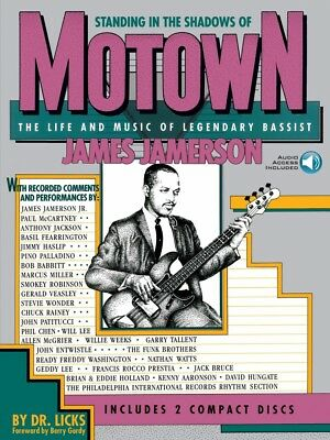 Standing in the Shadows of Motown The Life and Music of Legendary Bass 000698960