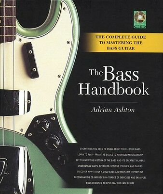 The Bass Handbook A Complete Guide for Mastering the Bass Guitar Book  000331295