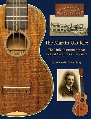 The Martin Ukulele The Little Instrument That Helped Create a Guitar G 000109376