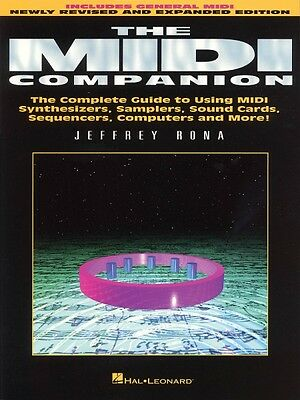 The MIDI Companion The Ins Outs and Throughs Book NEW 000183500