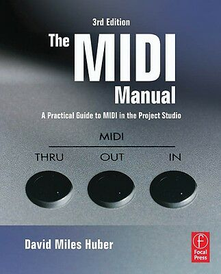 The MIDI Manual 3rd Edition A Practical Guide to MIDI in the Project S 000331895