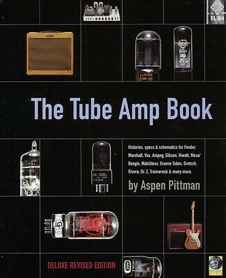 The Tube Amp Book Deluxe Revised Edition Book NEW 000331091