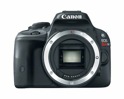 Canon EOS Rebel SL1 Body Digital Camera with 3-inch Touchscreen and Full HD USA