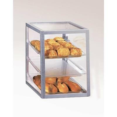 Cal-Mil - 268 - 3-Tier Display Case Pastry, Bakery, Muffin