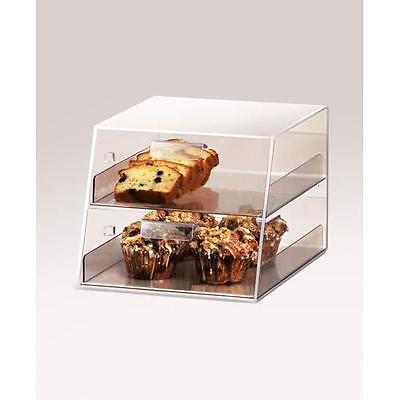 Cal-Mil - 258 - 2-Drawer Display Case Bakery, Pastry, Donut, Muffin