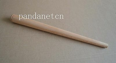 1pcs wooden ring stick Ring Mandrel-solid Wood Jewelry Making repair Tool