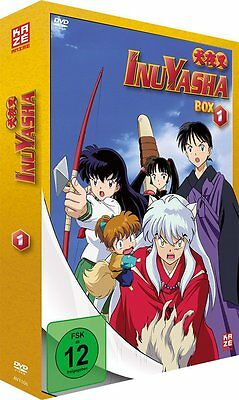 InuYasha - TV Serie - Box 1 - Episoden 1-28 - DVD - NEU