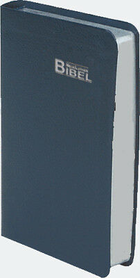Neue Luther Bibel Standardausgabe blau