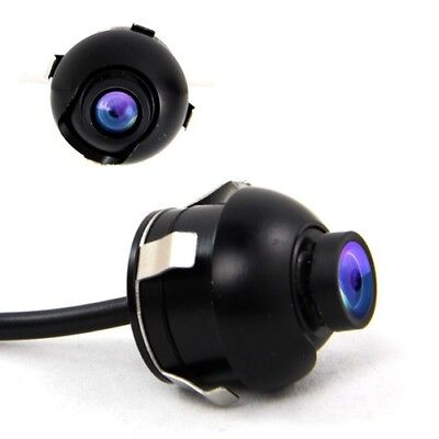 360 degree Waterproof HD Car Rear View CCD Reverse Camera Backup Parking Cam