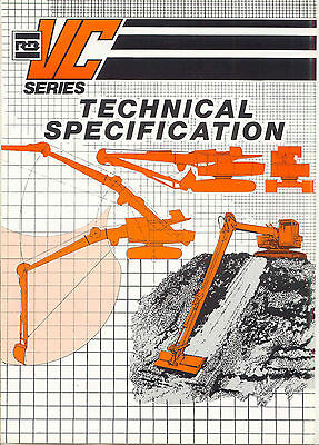 RB VC Series Technical Specifications
